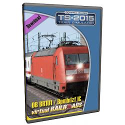 DB BR101 InterCity ExpertLine