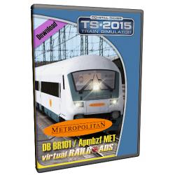 DB BR101 Metropolitan ExpertLine