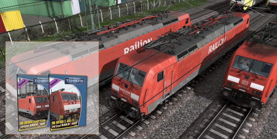 DB BR189 ExpertLine