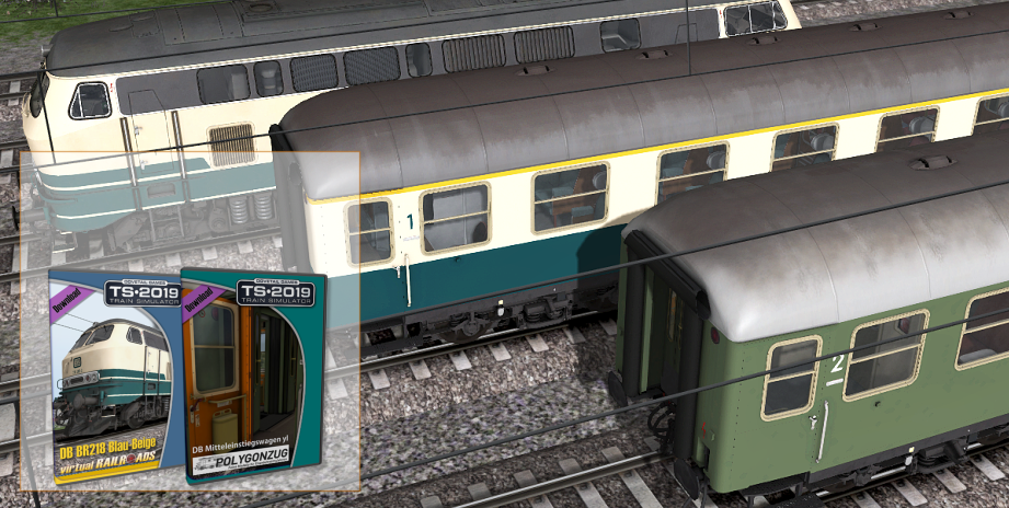 BR218 / DB yl