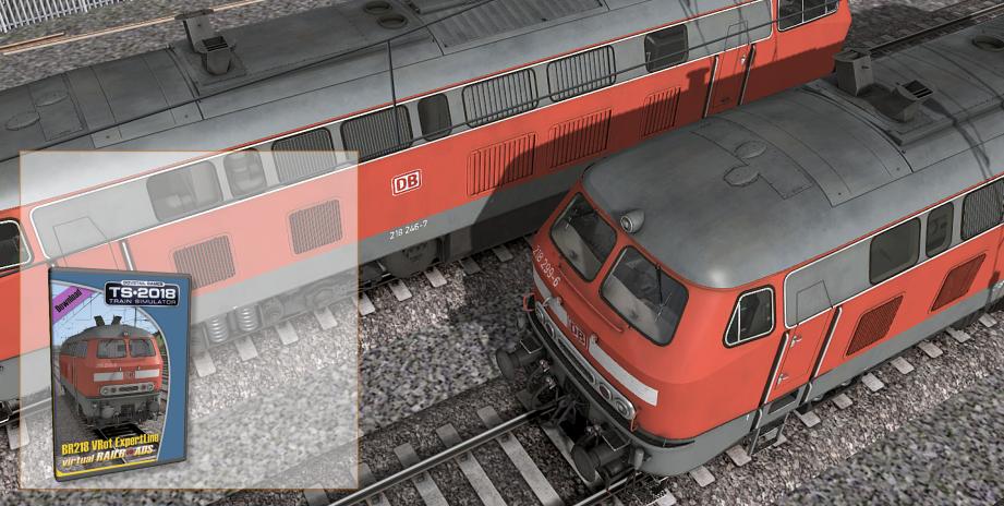 BR218 VRot